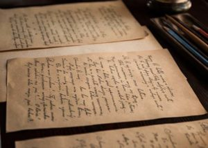 Read more about the article Writing a Soul Letter