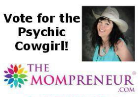 The MOMpreneur Awards Psychic Cowgirl