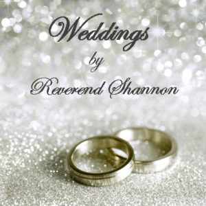 weddings by rev shannon