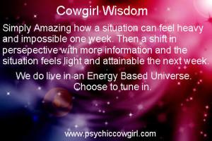 energy based universe