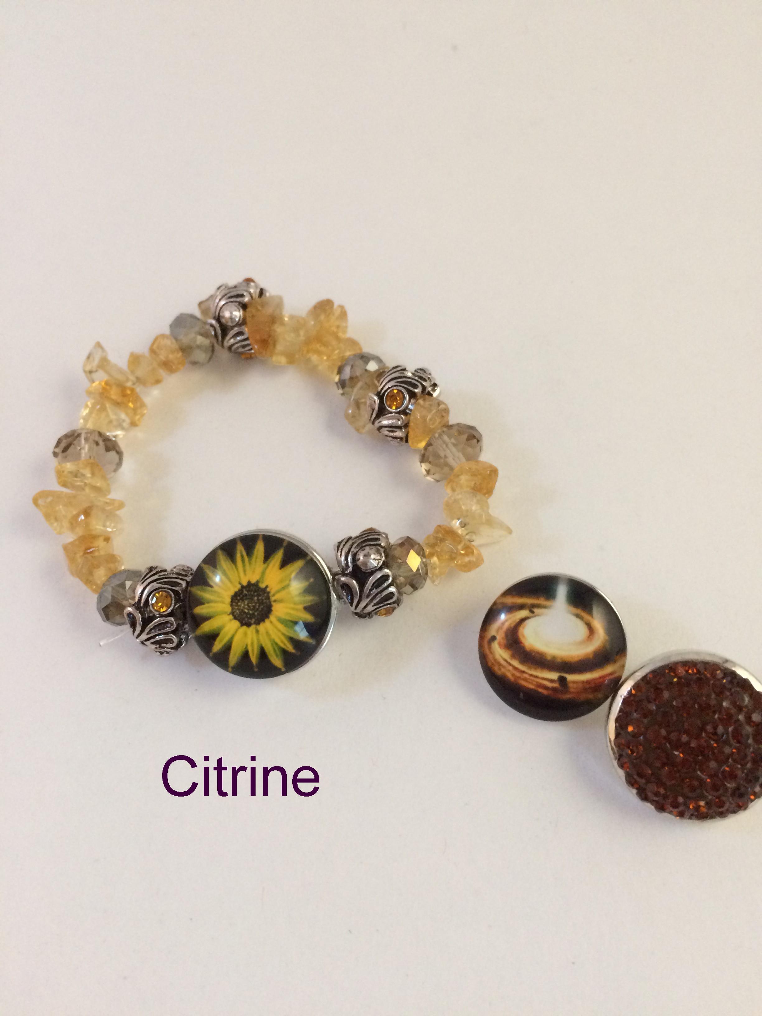 Snap Charm Bracelets